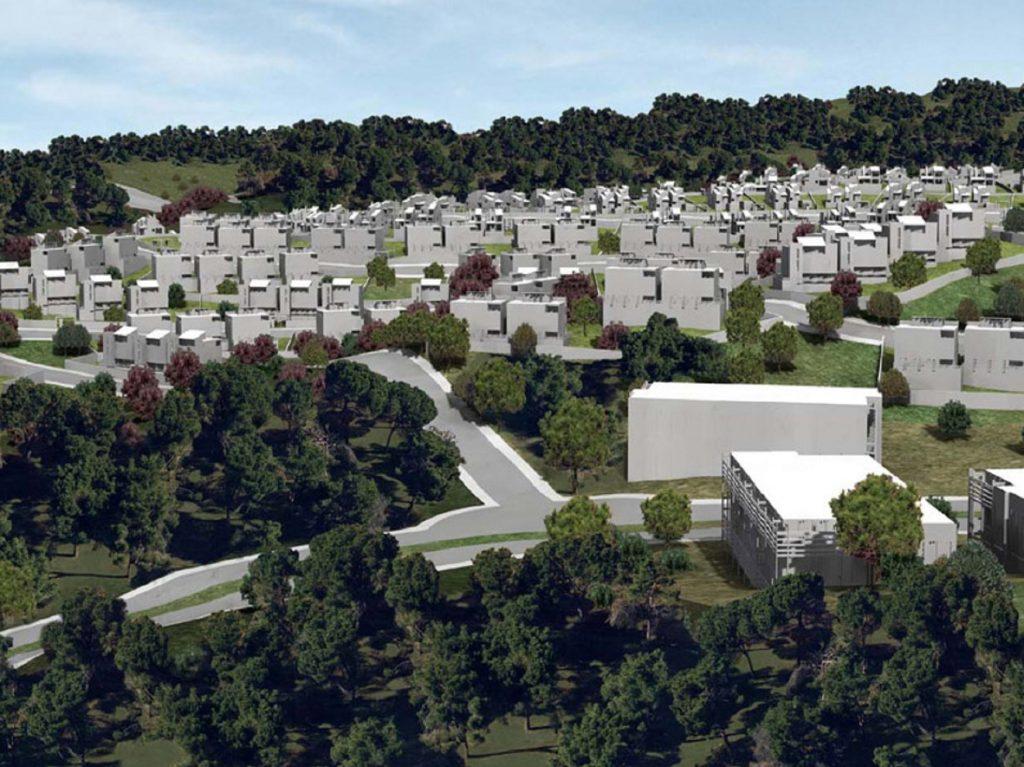 Plan de Actuación Urbanística en el vertedero de Lloret de Mar 2
