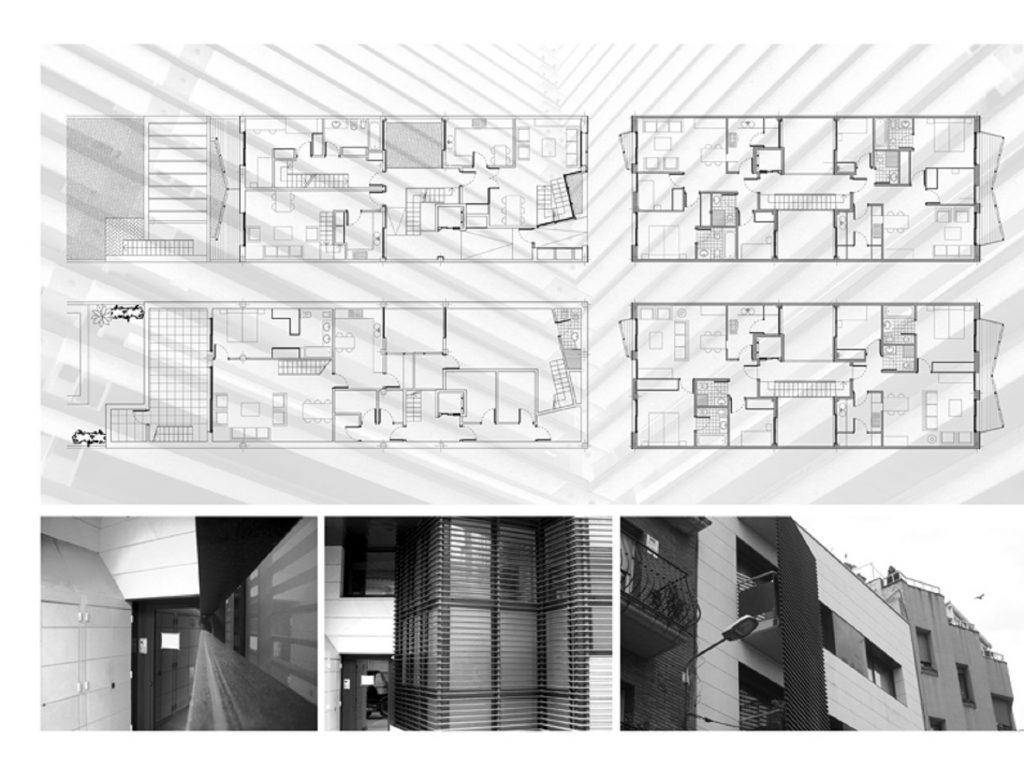 Proyecto Bas,Ejec de Edificio Plurifamiliar Entre Medianeras 2